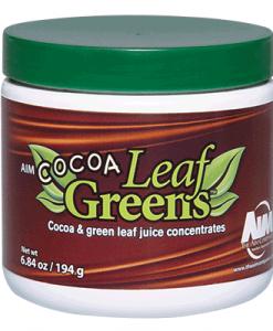 AIM Cocoa LeafGreens